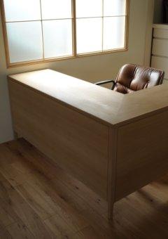 desk 秋友家具製作室